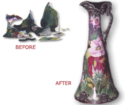 Pottery Restoration Services
