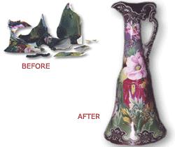 Pottery Restoration Services